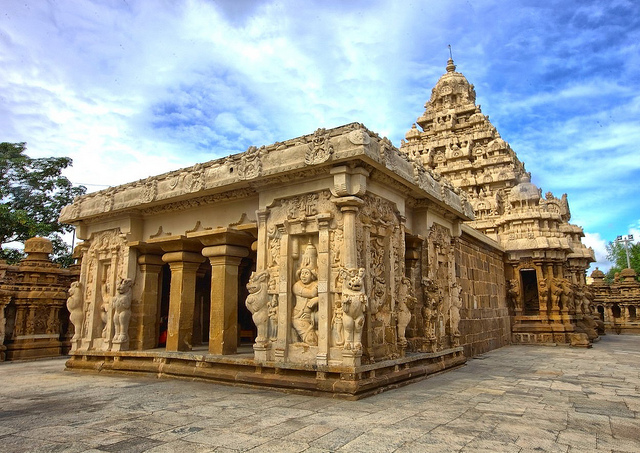 An injection moulding company Techplaastic Industries P Ltd one of the many established companies located in Kancheepuram, the home of the famous idol of Kailasanathar temple