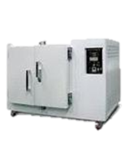 White colour oven -an auxillary equipment manufactured by Techplaastic Industrie Pvt Ltd -thermoset injection molding company in India
